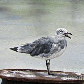 Jimmie Bartlett - A Seagull Moment