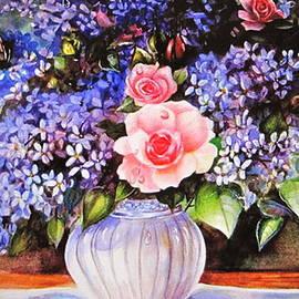 Patricia Schneider Mitchell - A Simple Flower