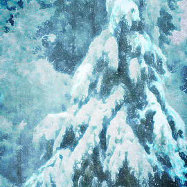 ARTography by Pamela  Smale Williams - A Snow Tree