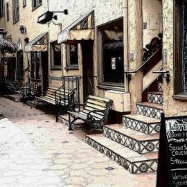Christy Gendalia - A Street in San Diego
