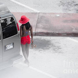 Rene Triay Photography - A Summer Splash of Red