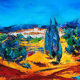 Elise Palmigiani - A Sunny Day in Provence