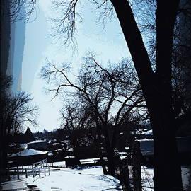Bobbee Rickard - A Sunshiny Snowy Day