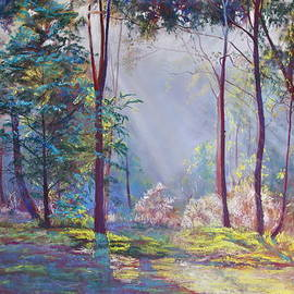 Lynda Robinson - A Symphony of Bush Colours