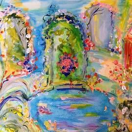 Judith Desrosiers - A Timely Garden