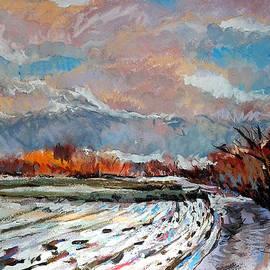 Stefan Boettcher - A tiny bit of Snow