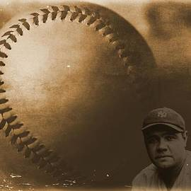 Dan Sproul - A Tribute To Babe Ruth And Baseball
