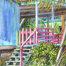 Carol Wisniewski - A Tropical Beach House