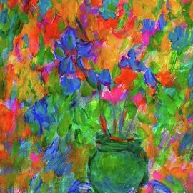 Kendall Kessler - A Vase of Color