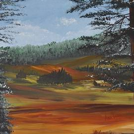 Ana Lusi - A walk in the hills