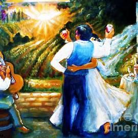 A Wedding  At The Vineyard