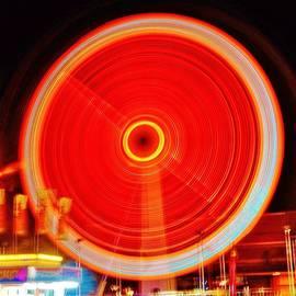 Daniel Thompson - A Wild Wheel ride at speed