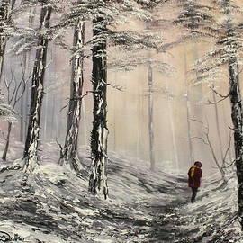 Jean Walker - A Winter Walk