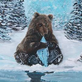 Sharon Duguay - A Young Brown Bear