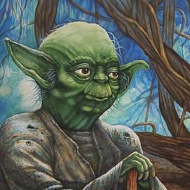 Joseph Juvenal - A Younger Yoda