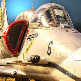 Thomas Woolworth - A4 SkyHawk Attack Jet