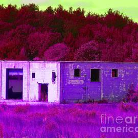Marcia Lee Jones - Abandon Building