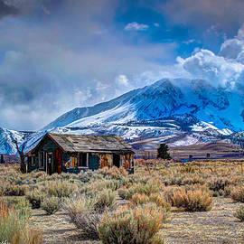 Carla E - Abandoned 1a East Sierra Mountains