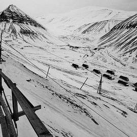 David Broome - Abandoned Arctic Mine