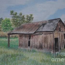 Jane Hazell - Abandoned Barn