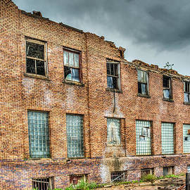 Paul Freidlund - Abandoned Brick Building