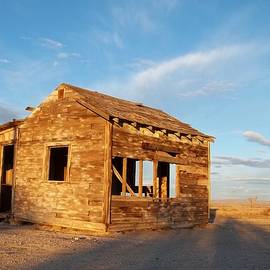 Glenn McCarthy Art and Photography - Abandoned - California Desert
