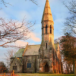 Andrew Barker - Abandoned Church