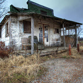 Teresa Moore - Abandoned Country Store