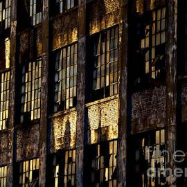 James Aiken - Abandoned Denaturing Plant