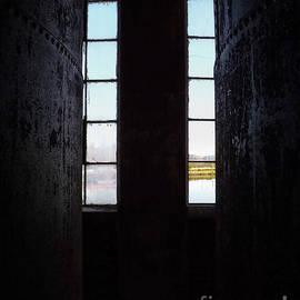 James Aiken - Abandoned Denaturing Tanks I