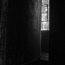 James Aiken - Abandoned Denaturing Tanks III - BW