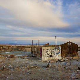 Hugh Smith - Abandoned home Salton Sea