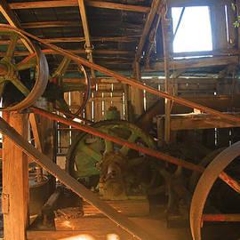 Ronald Olivier - Abandoned Louisiana Syrup Mill