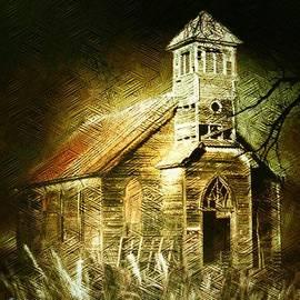 Ellen Cannon - Abandoned Prarie Church