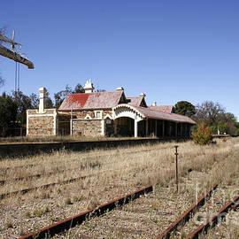 John Wallace - Abandoned railway station