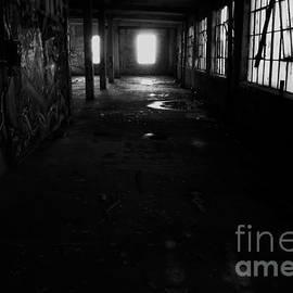 James Aiken - Abandoned Space I - BW