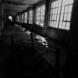 James Aiken - Abandoned Space III - BW