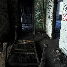 James Aiken - Abandoned Space IV
