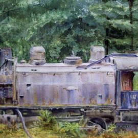Katherine  Berlin - Abandoned Train I