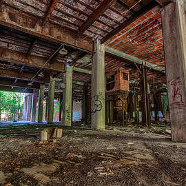 Mike Burgquist - Abandoned Warehouse