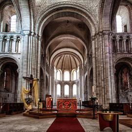 Christine Czernin Morzin - Abbaye de Saint-Georges de Boscherville