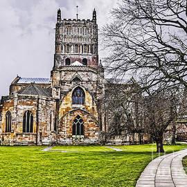 Elvis Vaughn - Abbey Church of St Mary the Virgin