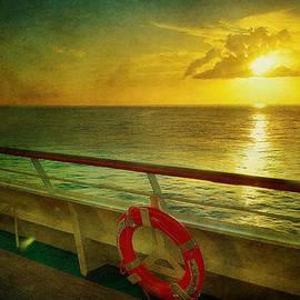 Kathy Jennings - Aboard The Ship