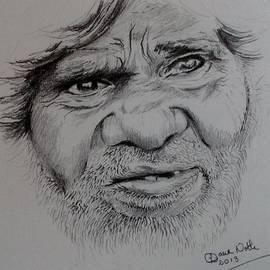 Dawn Noble - Aboriginal Eyes