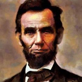 Wayne Pascall - Abraham Lincoln