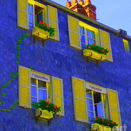 Ann Johndro-Collins - Absinthe in Blue