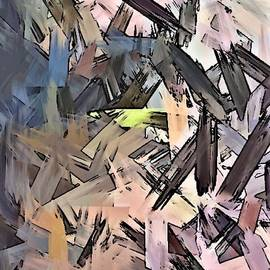 Rick Purtle - Abstract 1