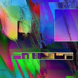 Iris Gelbart - Abstract 1964