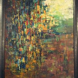 Paige Barth - Abstract 201303