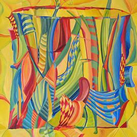 Mike Raa - Abstract 503